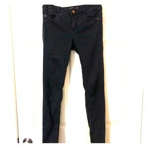 Dark Blue Zara Jeans